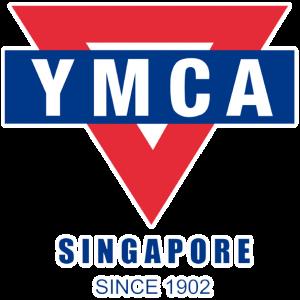 YMCA logo (White Glow) thick - no background